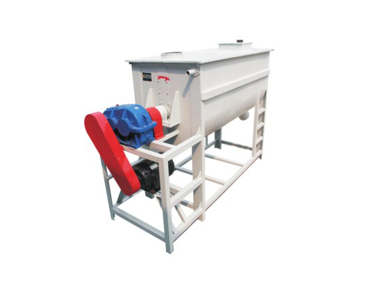 Vertical Feed Mixers