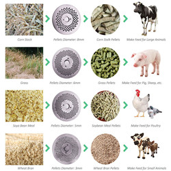 how to use feed pellet machine
