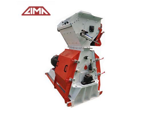 water drop type hammer mill