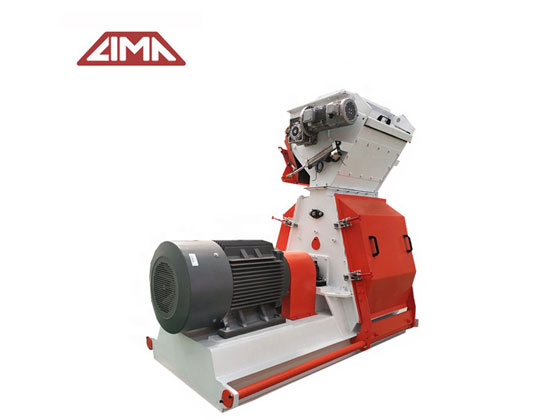 water-drop type mill machine