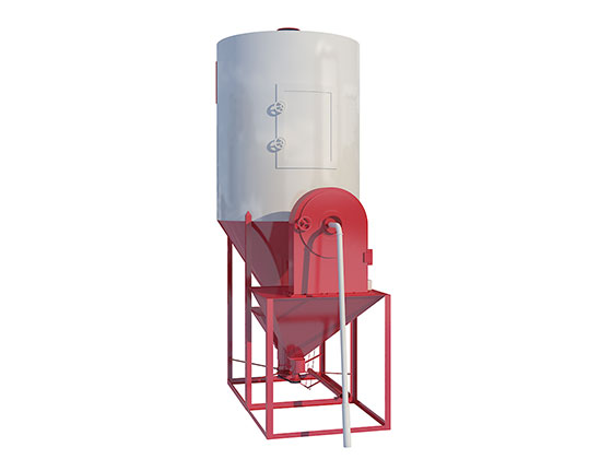 mixer grinder Crusher and Mixer Tank
