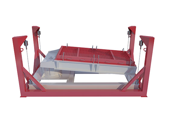 SFJH Rotary Sieves machine