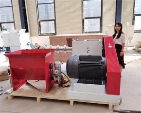Animal Pet Feed Extruder Fish Flake Food fish feed pelletizer food making machine