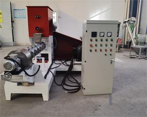 Aquatic Food Extruder Machine Floating fish feed pellet making machine