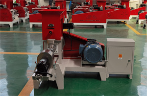 Commercial Floating Fish Feed Pellet Extruder Agricultural Animal Pellet Making Processing Machine