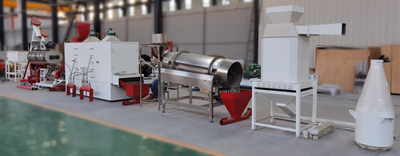 Fish Feed Making Machine Floating Fish Feed Pellet Manufacturing Machinery