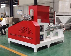 Fish Feed Pellet Mill Machine Pet Feed Making Machinery
