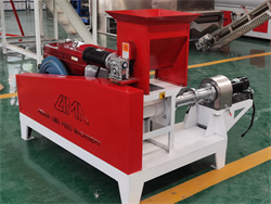 diesel type fish feed machine for sale
