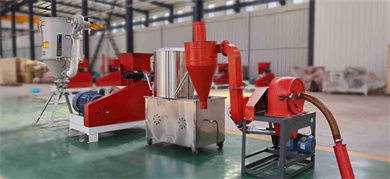 fish feed extruder machine production line