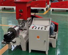 motor power fish feed pellet machine