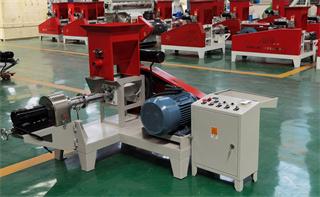 motor type fish feed pellet machine