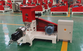 motor type floating fish feed machine
