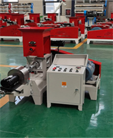 Extruder Pet Food Floating Fish Feed Processing Machines