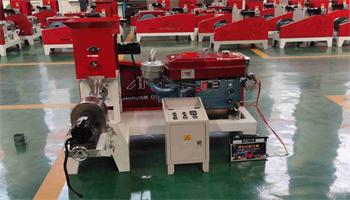 Fish Food Pellet Floating Feed Making Machine Manufacturer