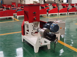 Hot Sale Manual Feed Pellet Mill Machine Small Poultry Feed Machine