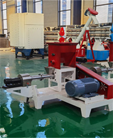 Hot sale full automatic floating fish feed making machine price in bangladesh