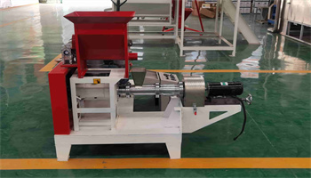 Shrimp Food Making Machine Floating Fish Feed Pellet Making For Fish Feed