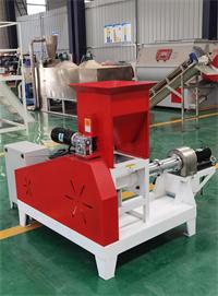 low price floating fish feed pellet making machine