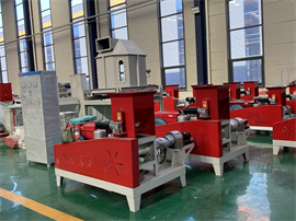 Big scale 320-350kgh pet food extruder machine automatic floating fish feed pellet machine