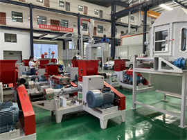 Factory direct sale low price puffed fish feed extruder, fish feed pellet making machine, floating fish feed pellet machine