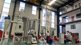 Factory price different size floating fish feed pellet fish feed making machine pet feed extruder production line