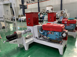 High quality feed processing machine food extruder Fish Feed production linemaking machine