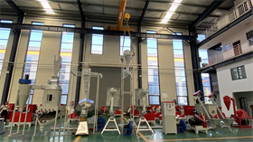 Professional Industry Floating Fish Feed Pelleting Making Machine Production Line