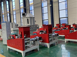 factory direct sale floating fish feed pellet machine fish feed extruder machine shipping