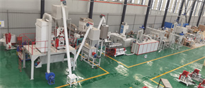 Animal Food Processing LinePoultry cow chicken goat Food Feed Making Machine with best price
