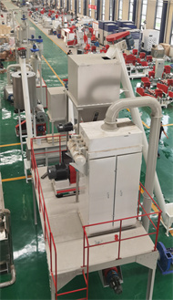 Extrusion Floating Sinking Fish Feed Extruder Making Machine Processing Line