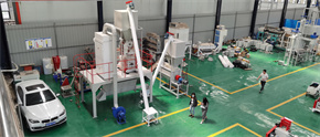low price fish meal plant animal feed machine