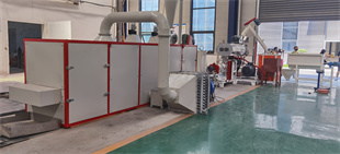 new design Aquaculture fish feed machinery extruder equipment production line